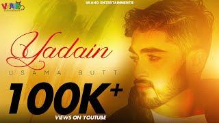Yadain: Usama Butt( official song ) I latest hindi songs 2019 | new hindi songs 2019