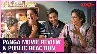 Panga movie review by Sakshma & public reaction   Kangana Ranaut   Jassie Gill   Richa Chadha   ENOW