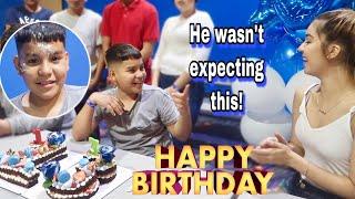 Happy 13th Birthday Ethan!!!