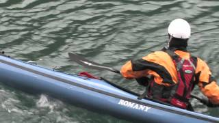 Deception Pass: Playing in Currents w/Body Boat Blade International | Adventure Kayak | Rapid Media