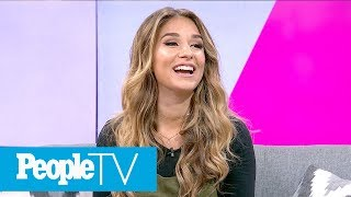Jessie James Decker On Returning To Reality TV, Most Epic Prank She Ever Pulled On Eric! | PeopleTV