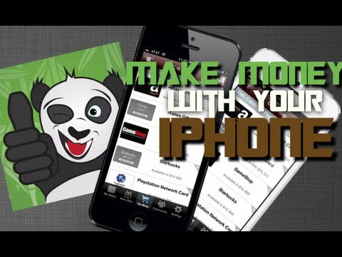 How to Make Money Using a Smartphone (iPhone, Android) Full Video Walkthrough