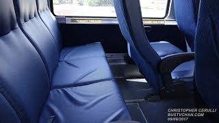 New Jersey Transit 2012 Designline ECOCoach CNG Commuter 7211 Audio