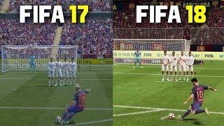 FIFA 18 РОНАЛДУ И ПЕЛЕ В ПАКЕ [НЕ КЛИКБЕЙТ] | ФИФА 18 ПАК