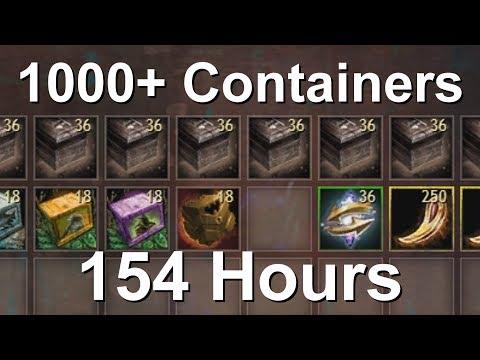 Loot From 18 x Triumphant Armor Reward Track     Guild Wars 2