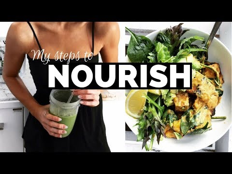 HOW TO CREATE A HEALTHY RELATIONSHIP WITH FOOD | Weekly vlog