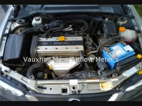 Vauxhall Vectra MAF Part 5WK9606Z