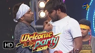 Venu Wonders Performance | ETV New Year Special Event 2017 | Welcome To The Party | 31st Dec 2016