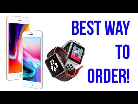 Best Way to Order Your New iPhone Tonight!