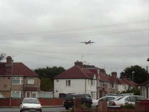 SUPERB Spotting; Heathrow & Birmingham....