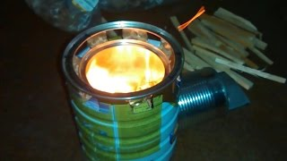 Como Hacer Una Cocina Cohete Casera _rocket Stove