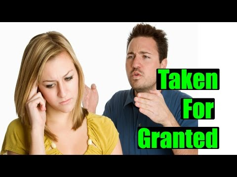 People Taking You For Granted | What you should do ! People taking advantage