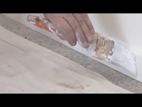 How To Paint Baseboards or Skirting Boards on Concrete, Tiles or Linoleum Floors.