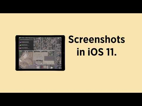 iOS 11 Tip: The updated Screenshots feature