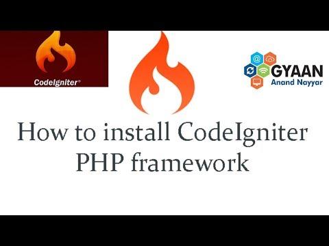 How to Install CodeIgniter Web Framework 3.1.8 on Ubuntu 18.04