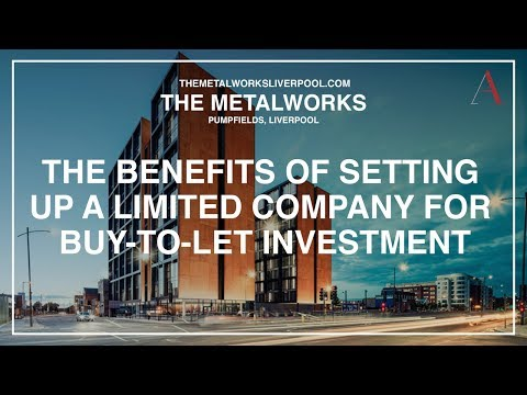 The Benefits of Setting Up a Limited Company For Buy-To-Let Investment