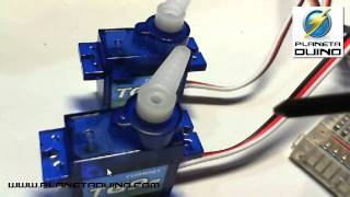 Stepper Motor Basics - Demo with just Push Buttons