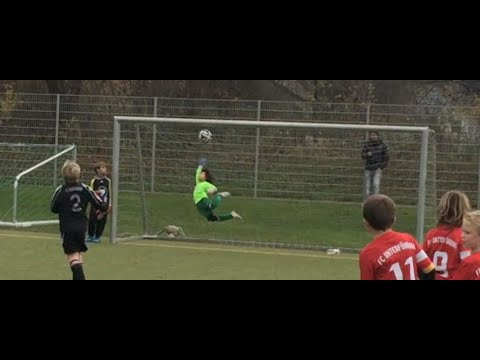 Best saves - 6 Year old Goalkeeper Bobby - fly like an eagle!