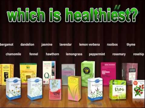 Herbal Tea Benefits – 10 Best Herbal & Detox Teas