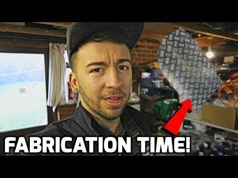 Savage Garage Fabrication! *Trike Project*