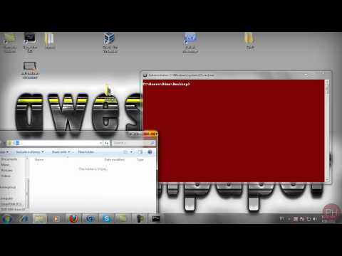 Command Prompt Basics-Moving Files and Folders in CMD [Tutorial 2]