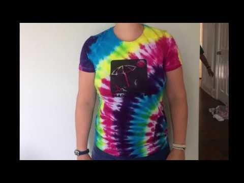 How to get killer vivert colored Tie Dye!