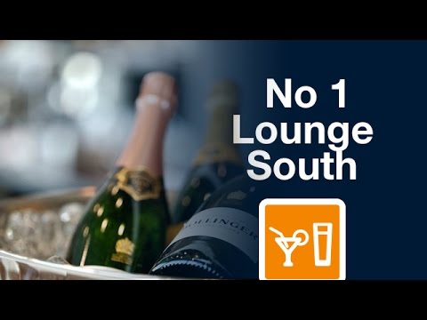Gatwick No.1 Lounge South Review | Holiday Extras
