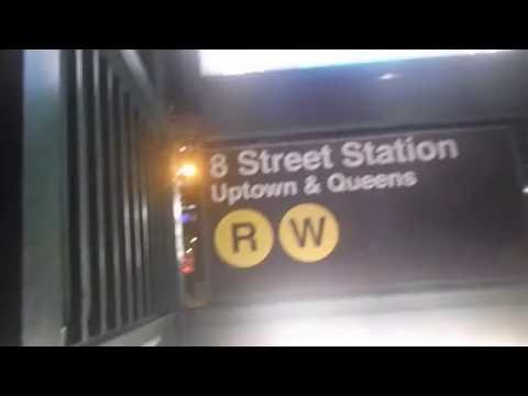 Exclusive: Sign switching at 8th Street NYU