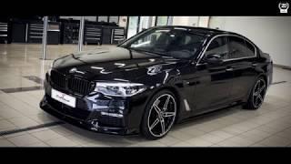 New 2018 BMW G30 5 Series - Vorsteiner | Bmw G30 tuning