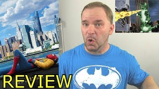 Spiderman Homecoming NO SPOILERS by WAK Review