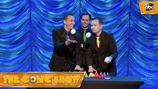 Playing By Air – The Gong Show