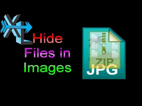 How to Hide File in Image format without Using Any Software.