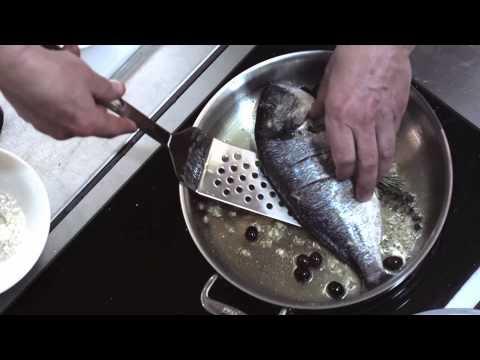 Flambéing Technique with the All-Clad Copper Core Sauté Pan