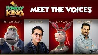 The Donkey King | Raja Idol - Meet the Voices - Shafaat Ali
