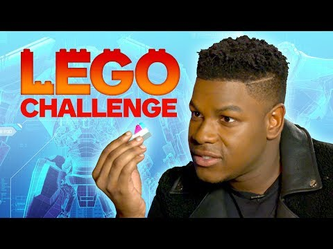 Pacific Rim Uprising Cast Take Ultimate LEGO Challenge