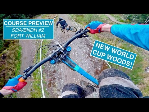CATHRO COURSE PREVIEW // 2018 SDA/BNDH #2 - Fort William
