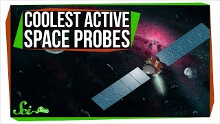 The 7 Coolest Active Space Probes