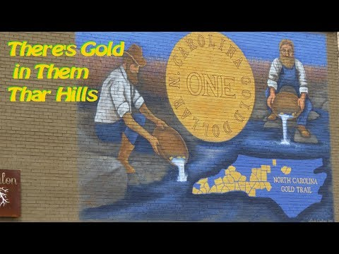 NC Gold Fests- Theres Gold in These Hills !