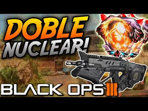 DOBLE NUCLEAR EN EXTREMO! - Call of Duty BO3 - PS4 - 1080 - HD