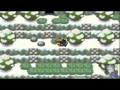 Pokemon Soul Silver Walkthrough 96 - Mt. Silver Cave