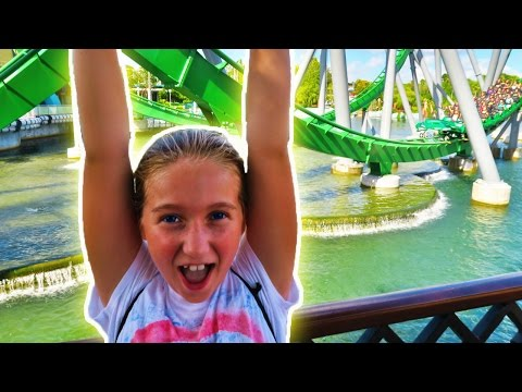 Riding All Universal Express In One Day! at Universal Orlando Resort