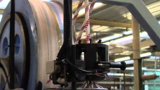 "Manufacturing Lines Paraglider ""flight"" Episode 9"