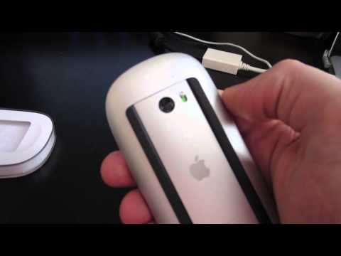 Apple Magic Mouse Review and How To Connect to Macbook Pro