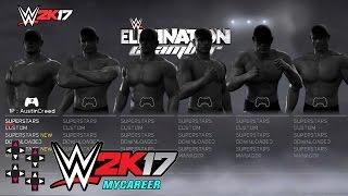 Welcome to the Chamber! — WWE 2K17 MyCareer #2