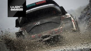 WRC - Dayinsure Wales Rally GB 2018: Highlights Stages 7-9