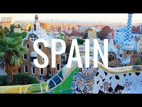 Backpacking SPAIN | Madrid, Toledo, & Barcelona