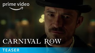 Carnival Row - Official Teaser: Bury a Friend | Prime Video