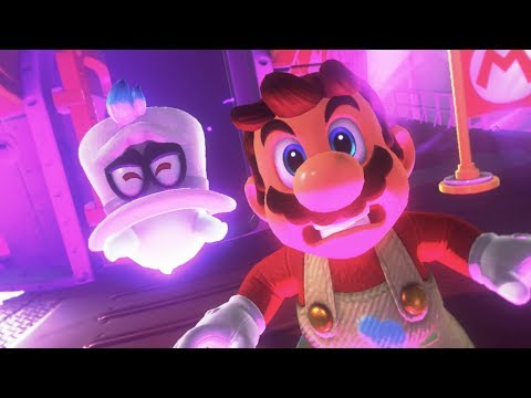 Super Mario Odyssey - Surprise Attack! - Part 19