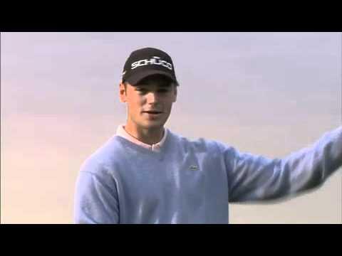 Martin Kaymer - How to hit a fade shot
