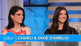 Charli and Dixie D'Amelio on Sharing Their Mental Health Journeys on Reality Show